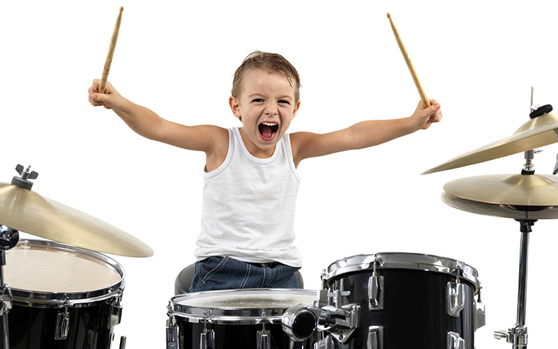 Drums For Kids - A Place for Parents